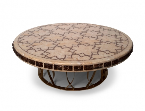 TURKEY marble coffee table